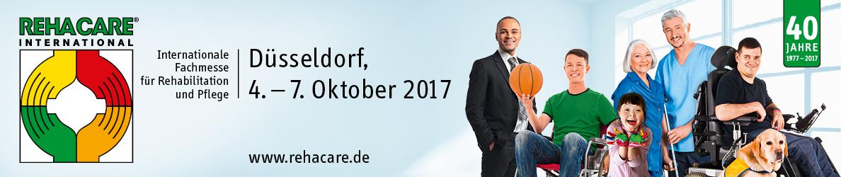 Titelbild zu REHACARE 2017 Düsseldorf