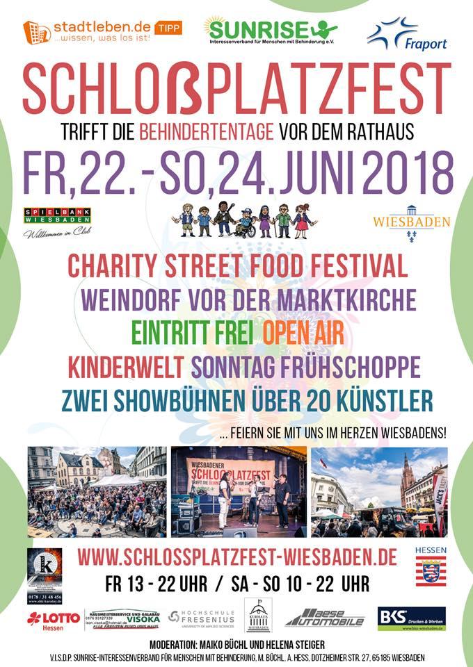 Titelbild zu Schlossplatzfest Wiesbaden